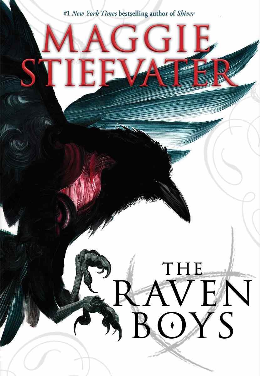 Risultati immagini per the raven boys copertina