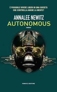 Risultati immagini per Autonomous libro fanucci
