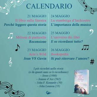 Val Emmich - calendario
