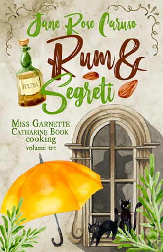 cover Rum e segreti